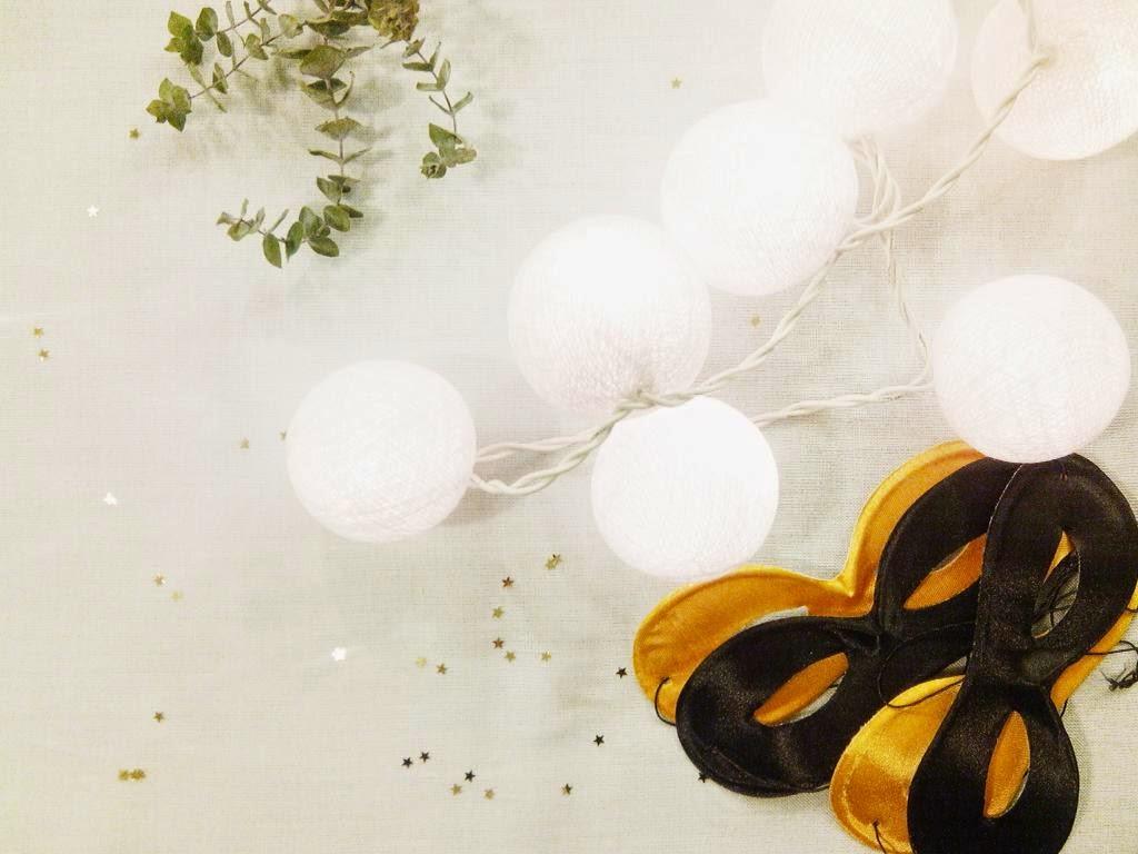 decoración mesa navidad fin de año