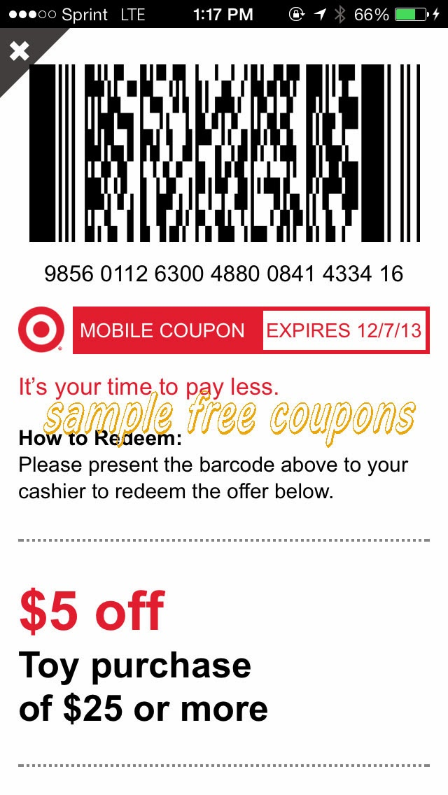 Target photo coupon code