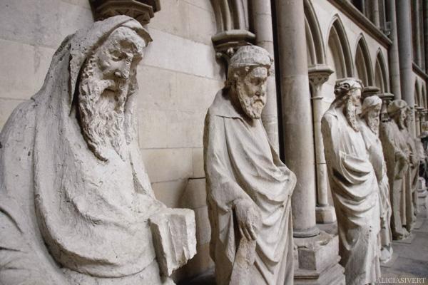 aliciasivert, alicia sivertsson, rouen, france, notre-dame, saints, saint, prophet, prophets, church, cathedral, kyrka, katedral, profeter, profet, helgon