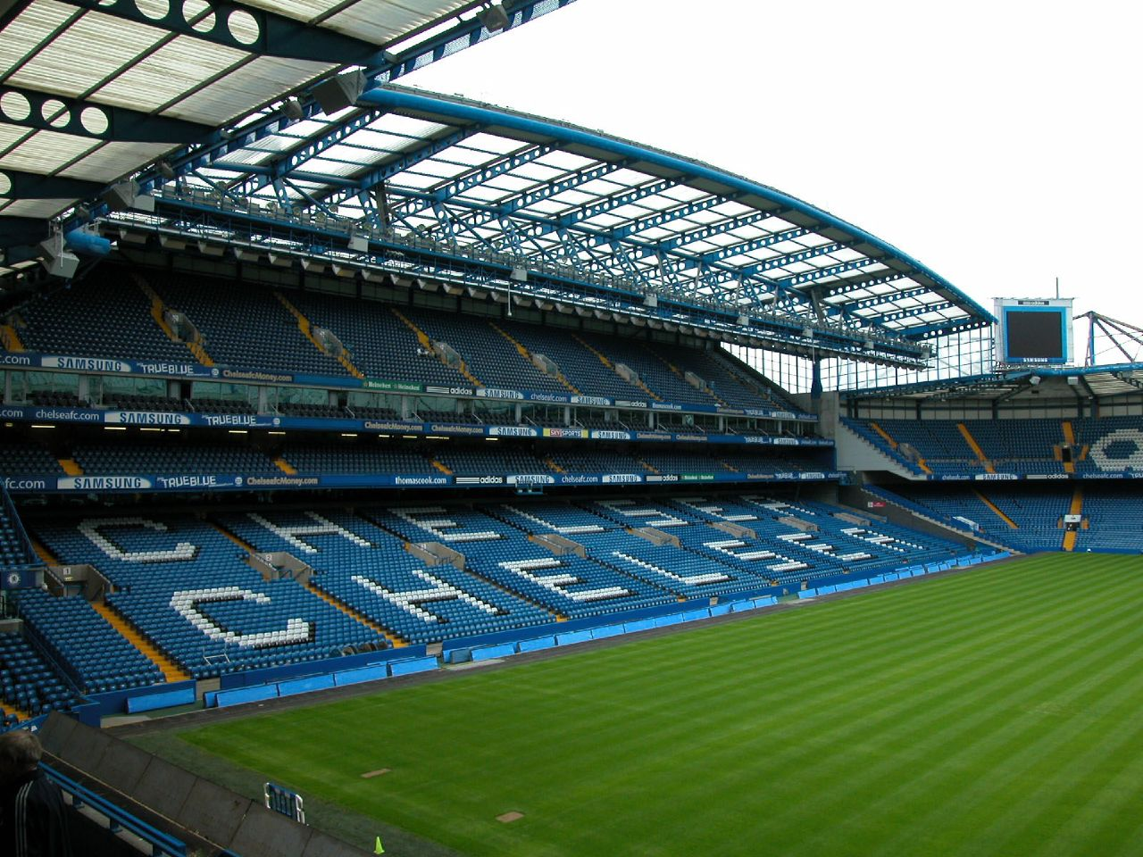 foot ball: chelsea fc Chelsea Fc Stadium