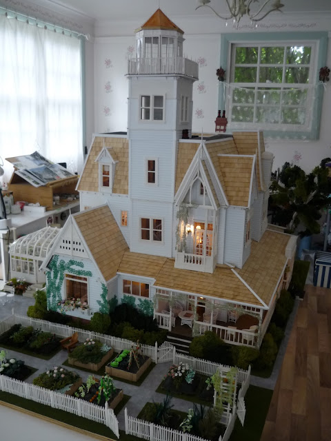 Diary Of A Dollhouse Stunning Practical Magic House