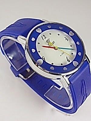 Jam Tangan Fashion Love 10R Biru