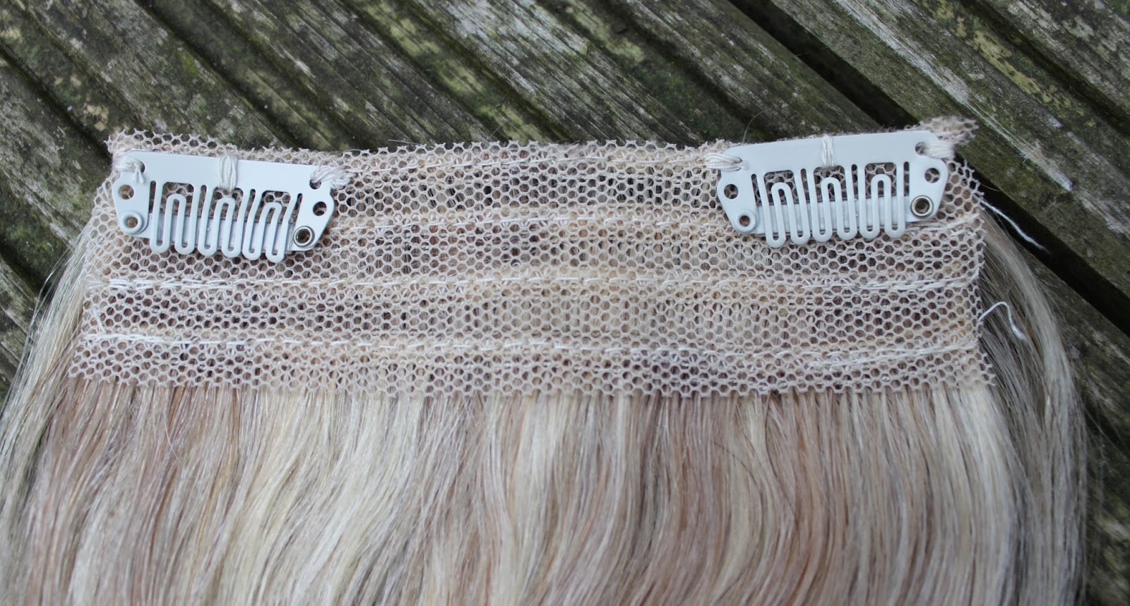 Dirty Looks Bobby Glam Quad Weft Hair Extensions Review Through