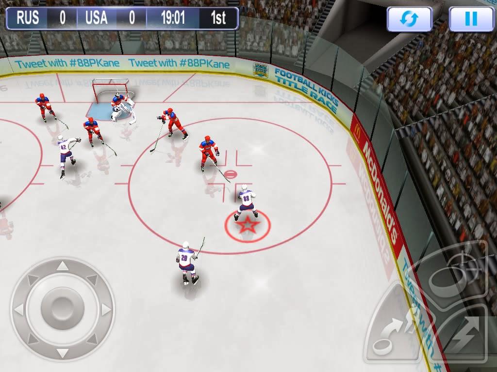 Patrick Kane's Winter Games v1.0.0 Android APK + DATA indir