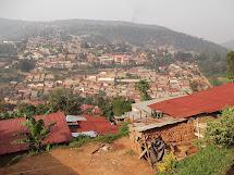 Rwanda Kigali Slums