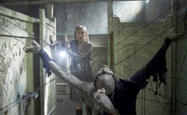 Terror em Silent Hill, Silent Hill filme, imagens