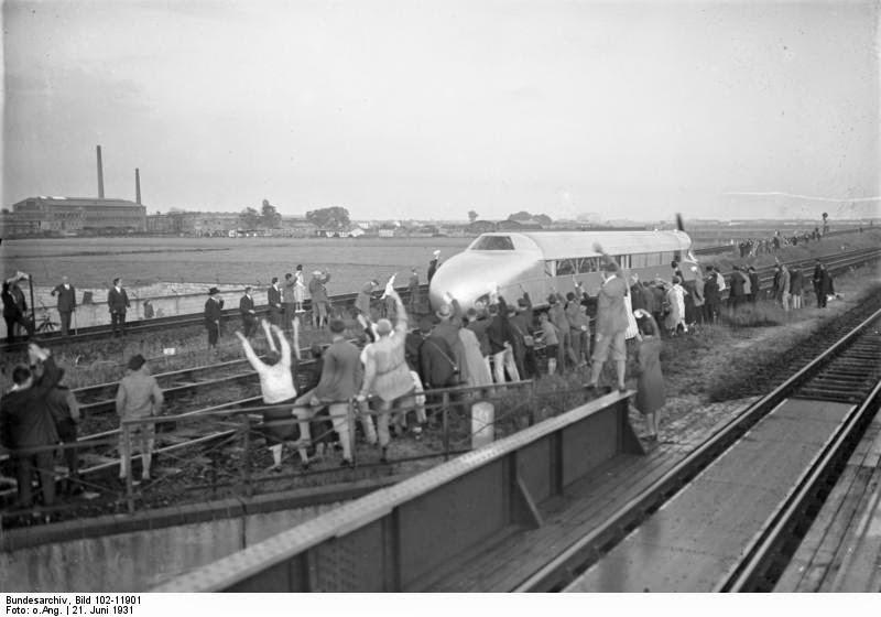 Tren Zeppelin