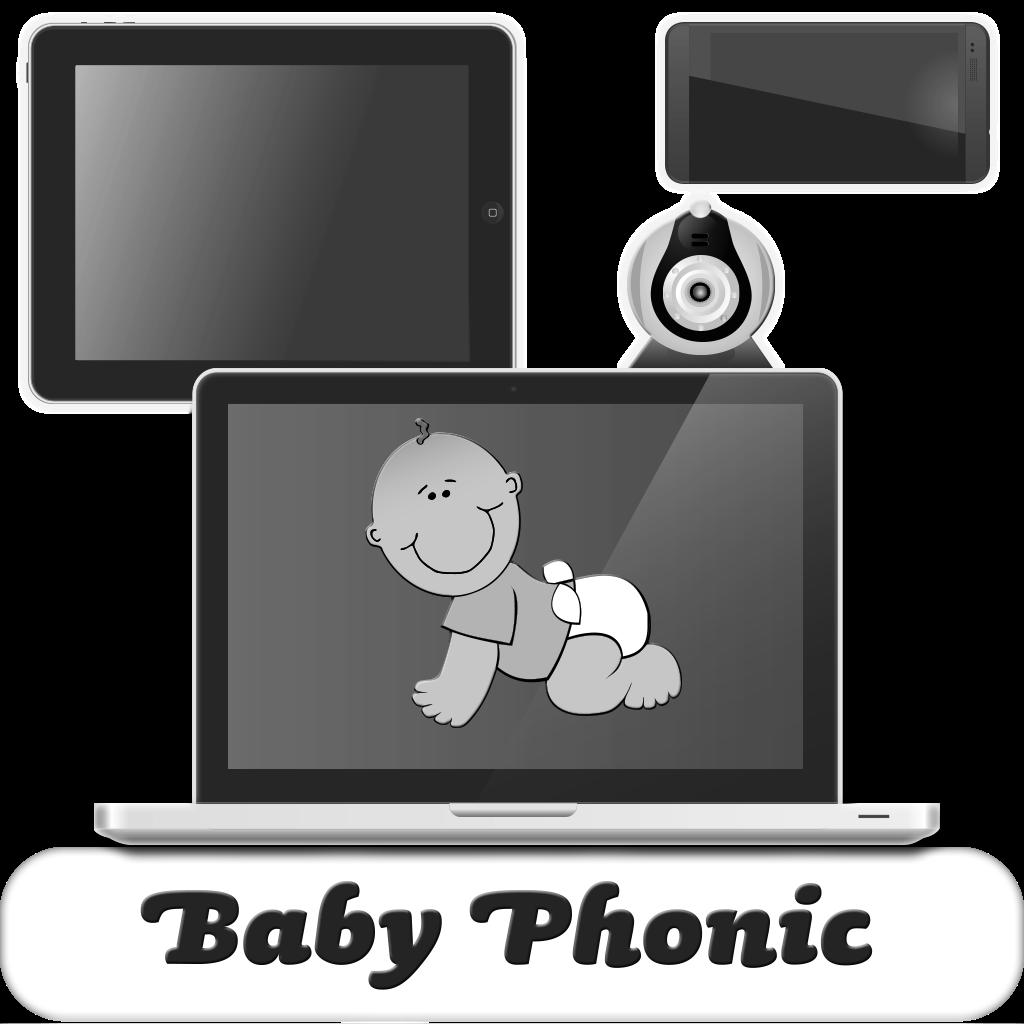 Baby Phonic Video Baby Monitor