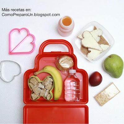 20 opciones saludables y nutritivas para las loncheras de los niños en edad escolar