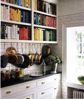 cooking & reading
