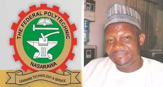 Drama As Robbers Invade Nasarawa Polytechnic Rector's House…