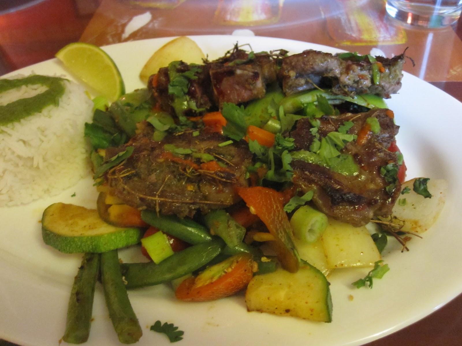 rendang spicy lamb curry lamb pie lamb gyro lamb phall lamb burger ...