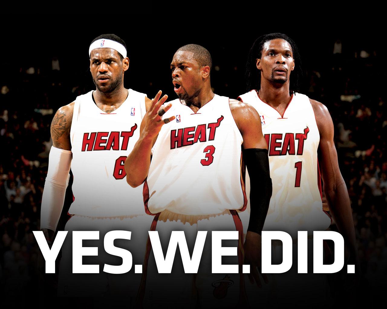 The Shootin Starz: HEAT 2012 NBA CHAMPS