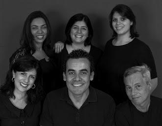 Alunos e professores - Santos Arquidecor  2012
