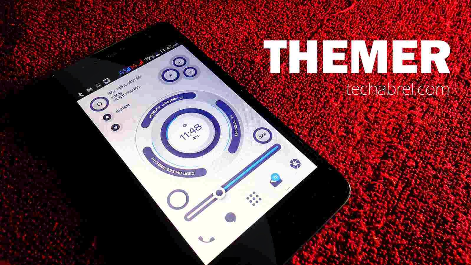 themer awesome android launcher