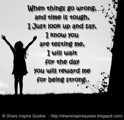Quotes About Love Going Wrong : Things Are Looking Up Quotes. QuotesGram
