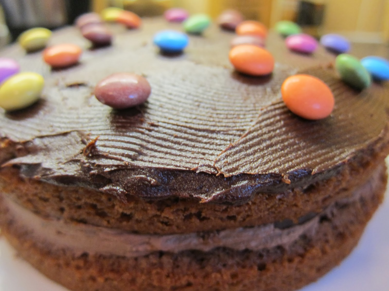 Mummys London Kitchen The Best Chocolate Birthday Cake