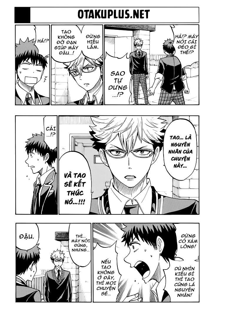 Yamada-kun to 7-nin no majo chap 172 page 3 - IZTruyenTranh.com
