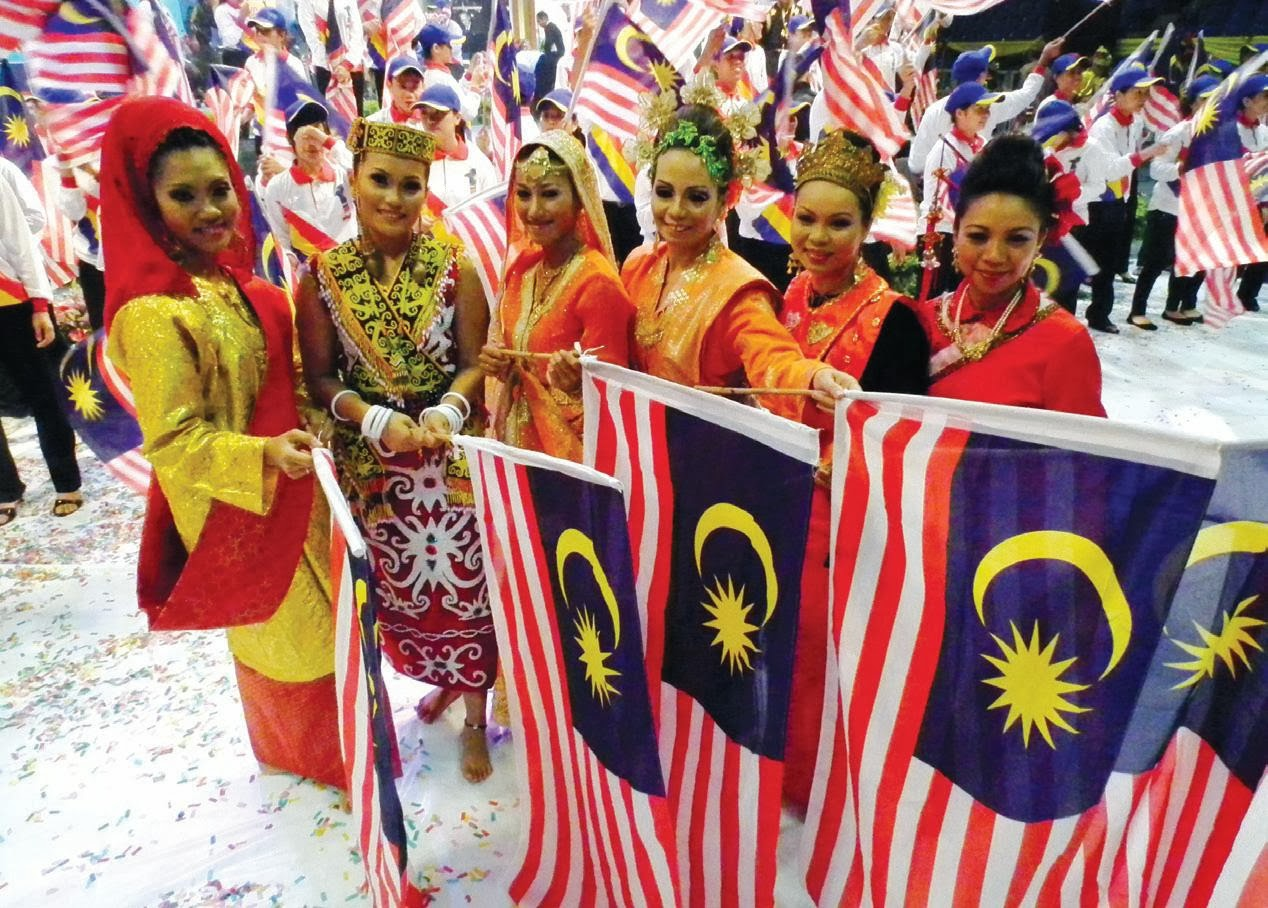 influence of foreign culture in malaysian culture