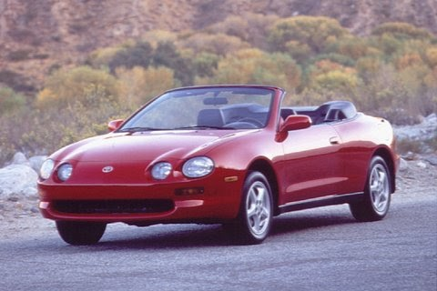 1994 Toyota Celica Service Manual and    Wiring       Diagram