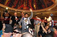 pacquiao-Marquez Las Vegas Grand Arrival