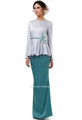 Design Baju Raya Orked by Jovian Mandagie at Tesco Apparel :: Irsah