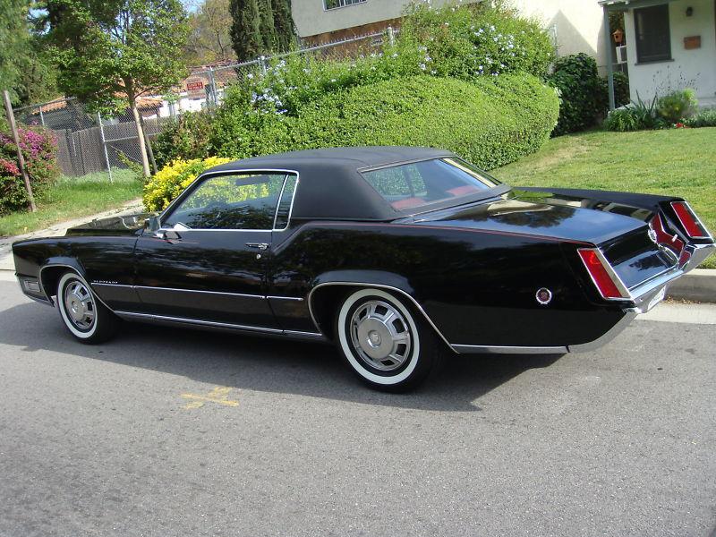 1968 Cadillac Eldorado April 2011