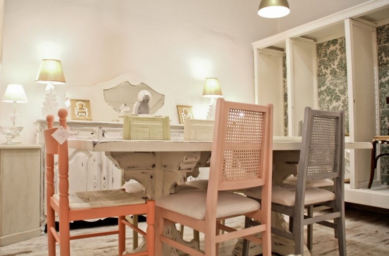 tienda online de decoración estilo shabby chic White Wood & Co.