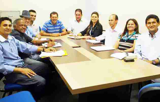 COMEÇA A TRANSIÇÃO ADMINISTRATIVA AO PRÓXIMO GESTOR DE MARABÁ
