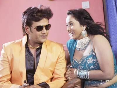 Ravi kishan & Rani Chatterjee Starrer Film 'Jodi No.1' Shooting Started With Muhurat