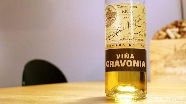 Viña Gravonia 2004 - www.blancdeblancs.fi