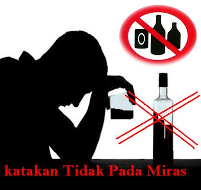 Kenapa Minum Arak (Khamer) hukumnya Haram..???