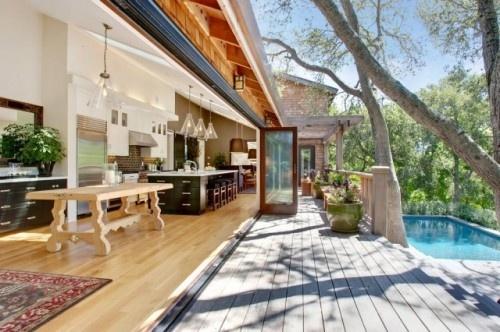 Indoor Outdoor Living By Designshuffle