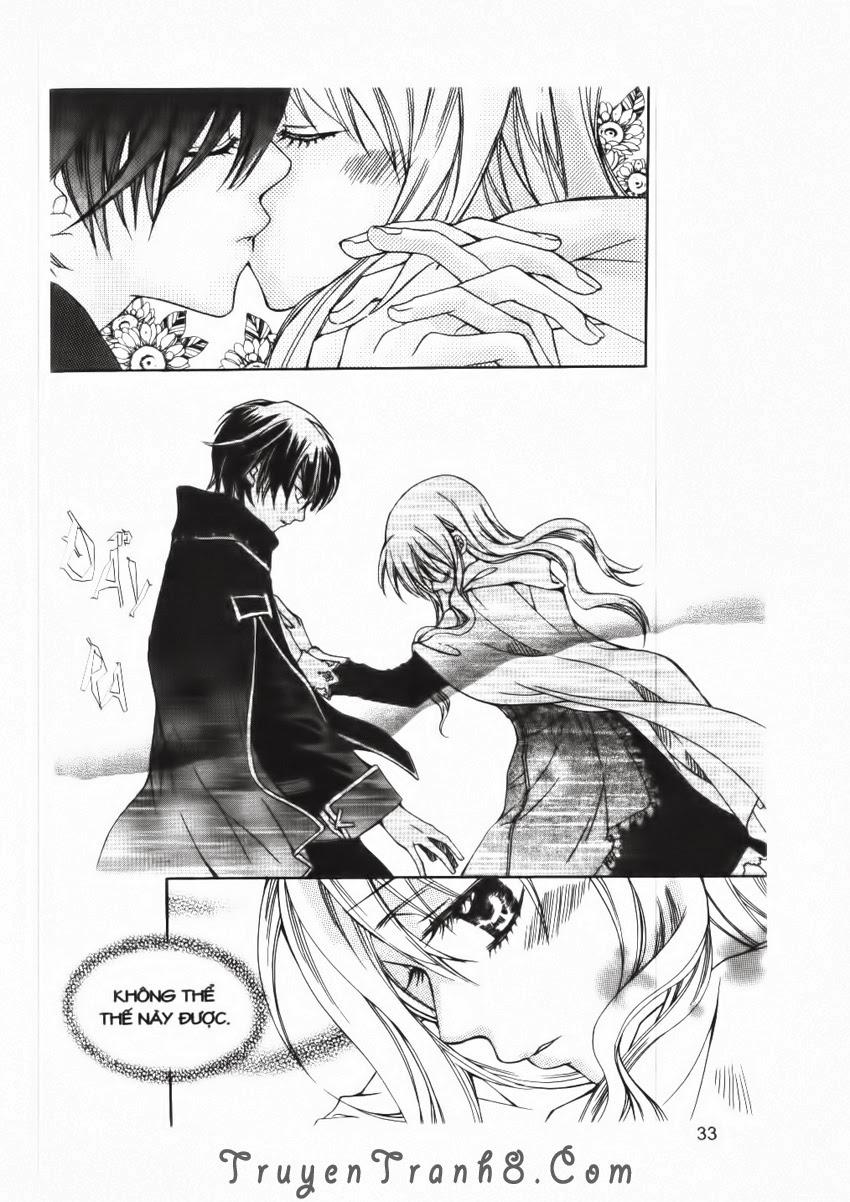 A Kiss For My Prince - Nụ Hôn Hoàng Tử Chapter 17 - Trang 34