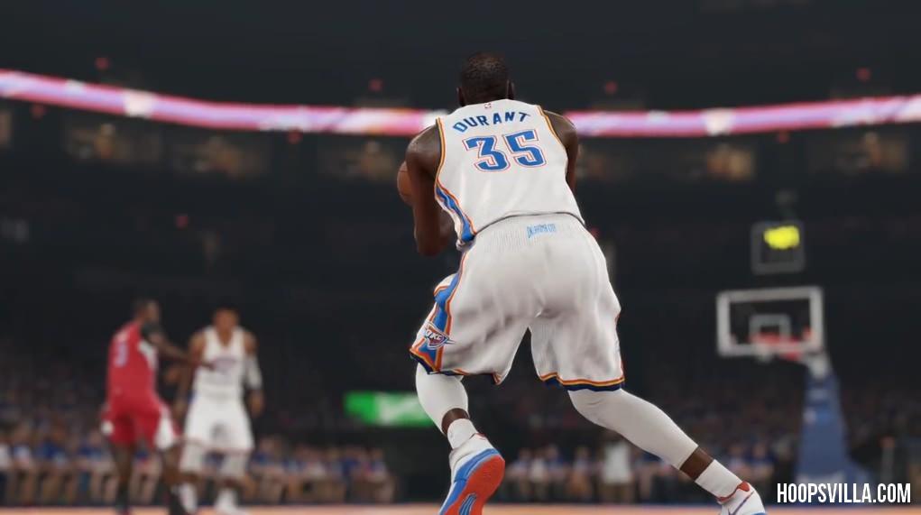 NBA 2k15 Official Momentous Trailer Kevin Durant HoopsVilla.com