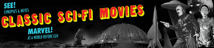 Classic Sci-Fi Movies