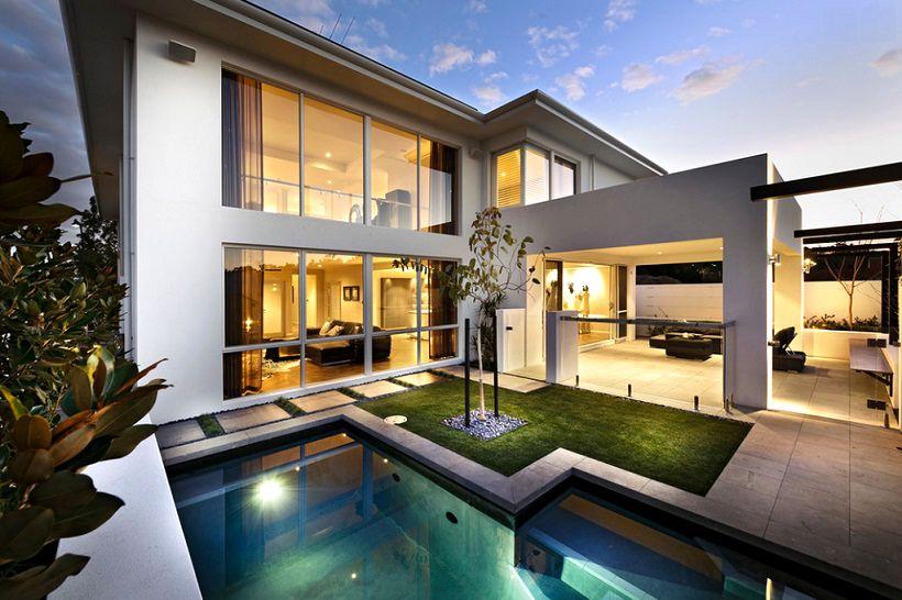 Casa de lujo multifuncional arquitexs - Casas modulares de lujo ...