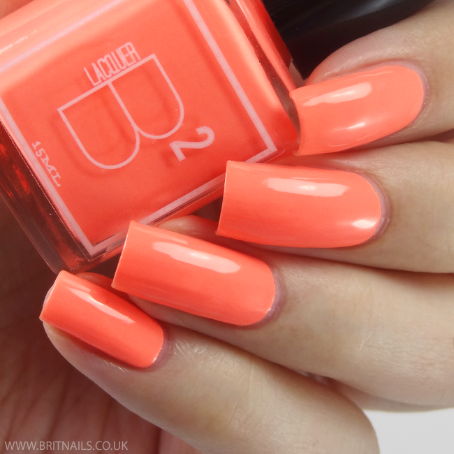 B Squared Lacquer Trance