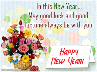 Happy New Year Wishes 2013
