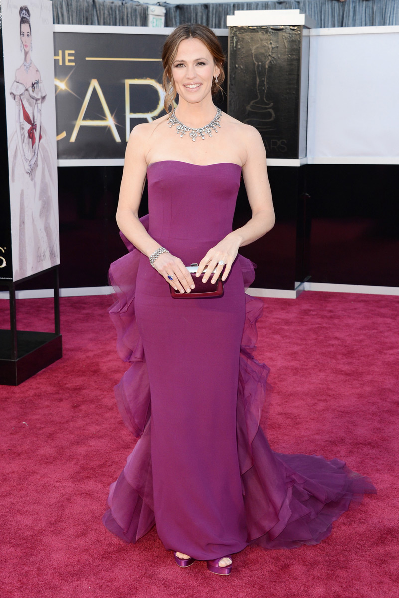 oh!myWedding: ¡Esto es Hollywood! Los looks de los Oscar 2013