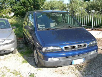Fiat Ulysse 2.0 Jtd 120.000 km full optional con clima anno 2002 8 posti 2.000,00 euro