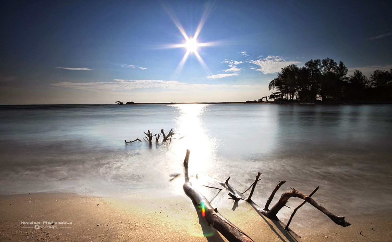 Memberi sinar baru - Pantai Kuala Ibai