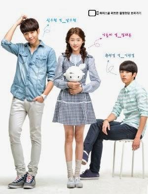 Tình Yêu Tuổi Học Trò - Hi! School: Love On (2014) VIETSUB - (05/20)