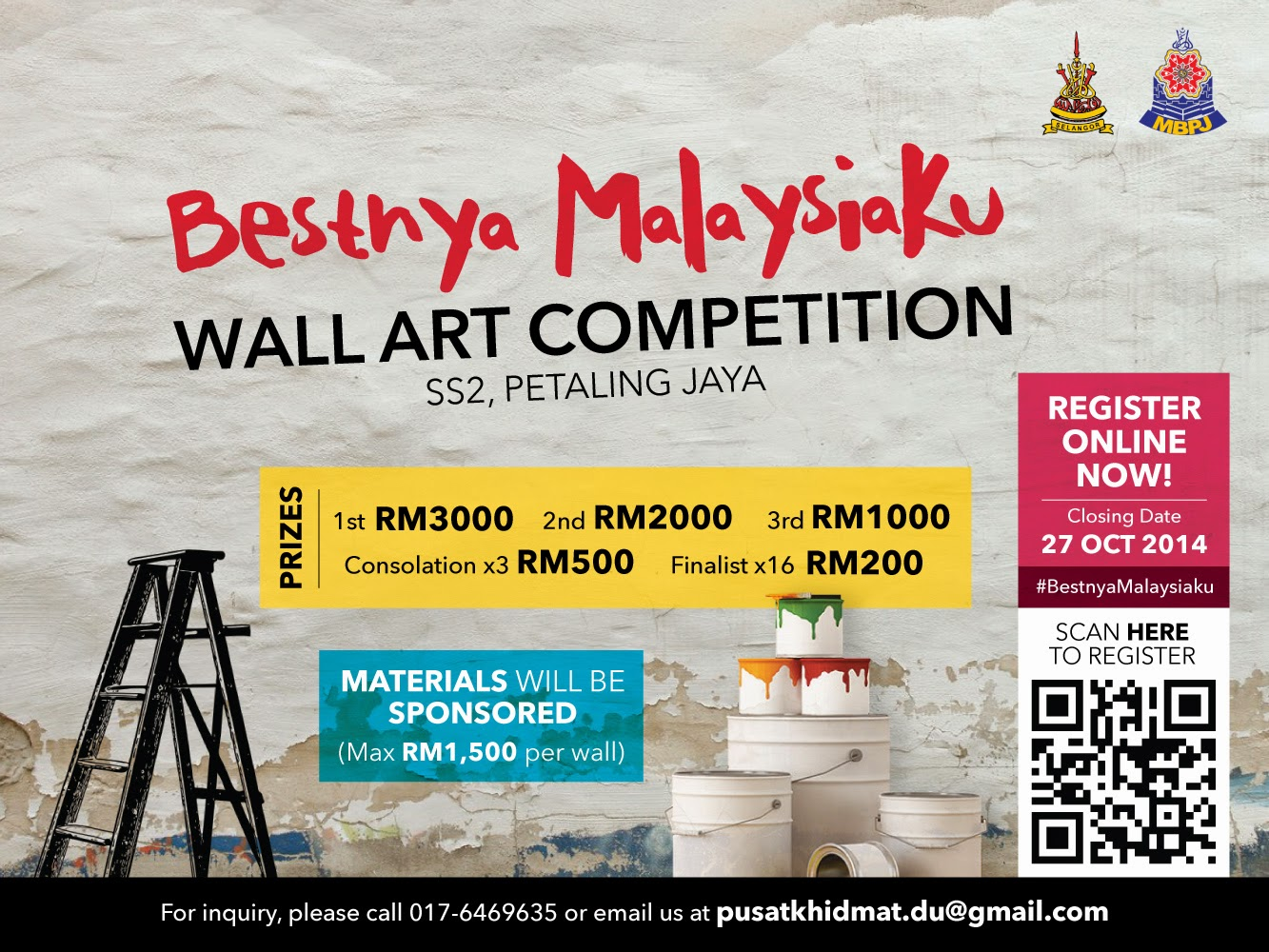"Yeo Bee Yin 杨美盈: CALLING FOR TALENTS – ""Bestnya Malaysiaku"" Wall ..."