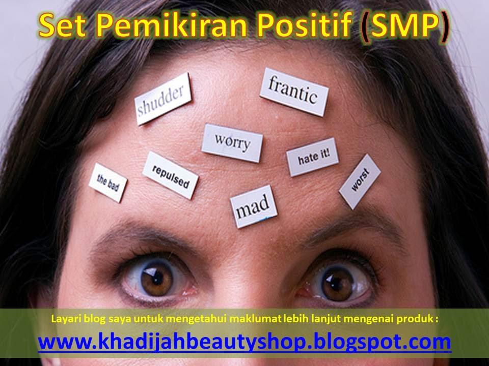 Vitamin Shaklee Untuk Pemikiran Positif