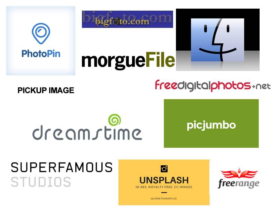 33 Bancos de imágenes gratuitas