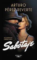 'Sabotaje' de Arturo Pérez-Reverte