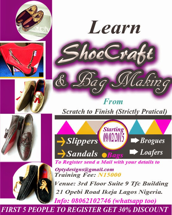 Learn ShoeCraft and Bag Making
