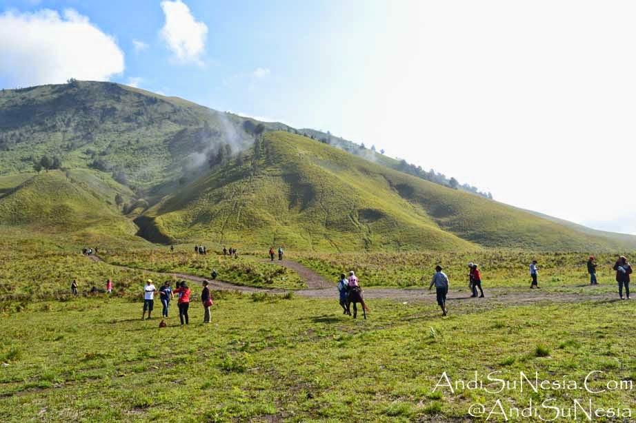 Keindahan Taman Nasional Bromo