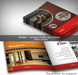 Company Profile Perusahaan Desain Interior